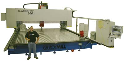 Quickmill Inc. - Quickdrill Bridge Series
