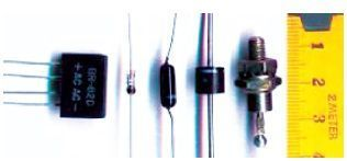 FIGURE 3.11 Diodes