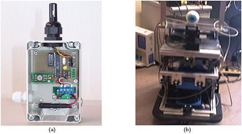 Examples of robots with multisensor systems