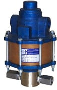 SC Hydraulic Engineering Corporation - 10-5 Series Liquid Pumps