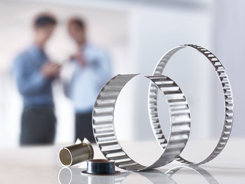 Saint-Gobain Performance Plastics, Bearings & Tolerance Rings