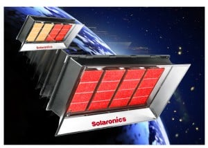 Solaronics, Inc. - High Intensity Gas Infra-Red Heaters