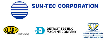 Sun-Tec Corporation / Clark Instrument & Detroit Testing / Service Physical