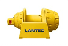 LANTEC Winch & Gear