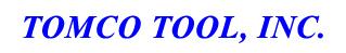 Tomco Tool, Inc.