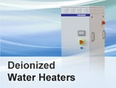 Deionized Water Heaters
