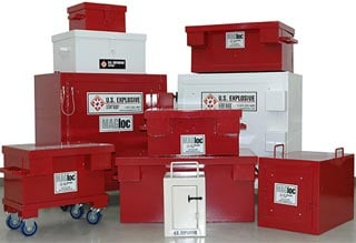 US Explosive Storage Company Profile Supplier Information