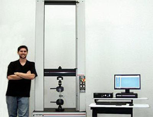 Large test equipment