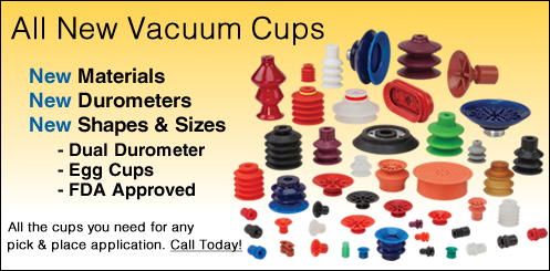 All New Vacuum Cups