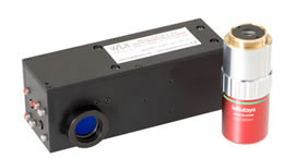 WDI Wise Device Inc. - ATF6 Laser Auto Focus and Tracking Sensor
