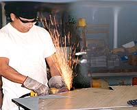 Fabrication services from Will's Pro Custom Manufacturing, Inc.