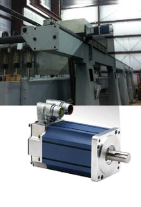 Gantry Servo Motor Application-Image