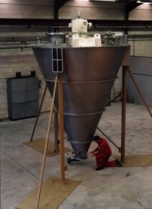 Conical Screw Bulk Blenders & Processors-Image