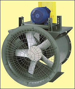 Vaneaxial Fans-Image