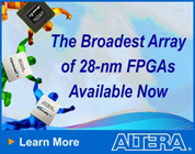Broadest Array of 28-nm FPGAs Available Today!-Image