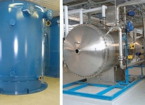 Pressure Vessels for the Water Industry-Image