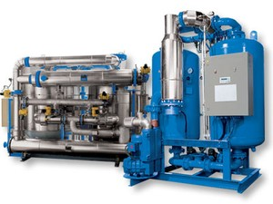 Zero Purge Heated Regenerative Desiccant Dryers-Image