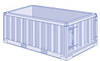 Half Height Containers-Image