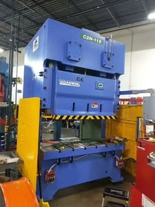 Meet US Standard-Mechanical Forming presses-Image