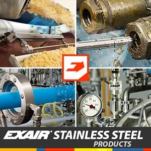Stainless Steel Products include Line Vacs-Image