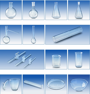 FUSED QUARTZ LABWARE-Image