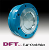 Axial Flow Wafer Check Valve Built for Safety-Image
