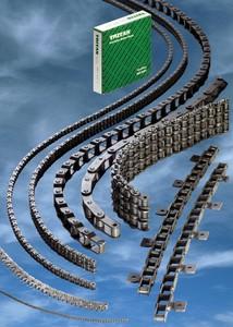 Roller Chain and Sprockets -Image