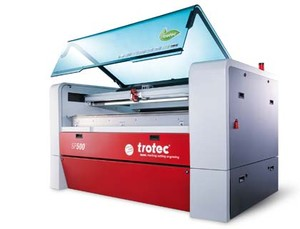 SP500 - Large Format, CO2, Laser Cutting & Marking-Image