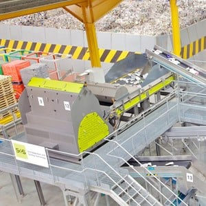 PET Bottle Recycling with VARISORT-Image