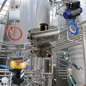Single Valve Source for Food Processing-Image