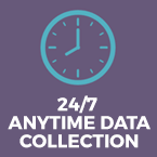 View data from anywhere in the world at any time -Image