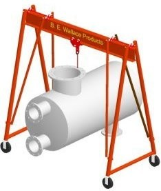 Portable Cranes...maintenance & repair-Image