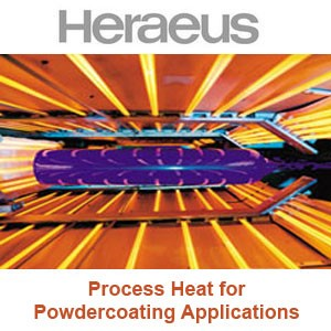 Process Heat for Powdercoating Applications-Image