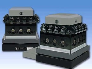 SAUTER Turrets for H-D Vertical & Flat Bed Lathes.-Image