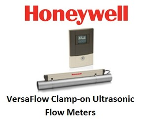 VersaFlow Clamp-on Ultrasonic Flow Meters -Image