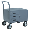 Mobile Cabinet - Low Profile, Vibration Reduction-Image