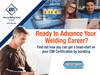 Ready to Advance your Welding Career?-Image