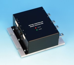 DCD Servo Drive for Battery Operated Applications-Image