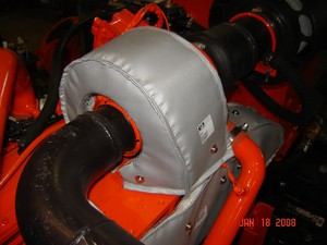 TURBOCHARGER INSULATION BLANKETS-Image