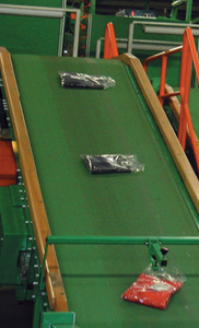 Conveyor Belts for Material Handling - Logistics-Image
