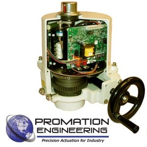 Electric Actuators by ProMation Engineering-Image