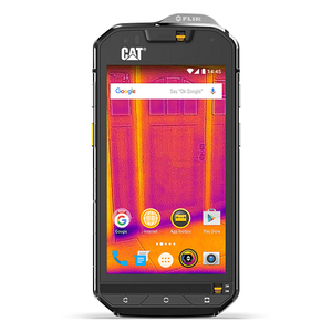 Cat® S60 Thermal Imaging Smartphone -Image