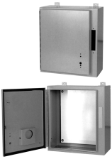 Wall Mount Single Door Enclosures -Image