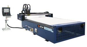 CAD/CAM Dieless Knife Cutting & Milling System-Image