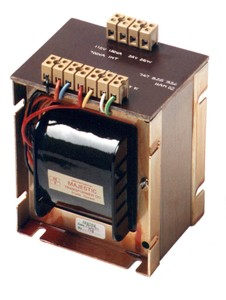 Open Frame Control Transformers Single Phase-Image