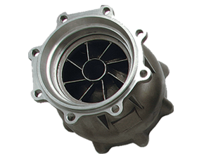 Investment Casting Pump Housing-Image