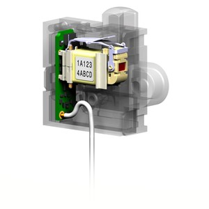 Wireless And Batteryless Snap Action Switch Image