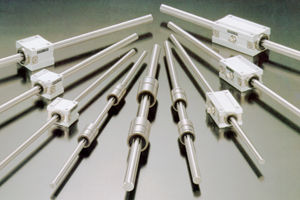 NB Corporation's Keyless Ball Splines -Image