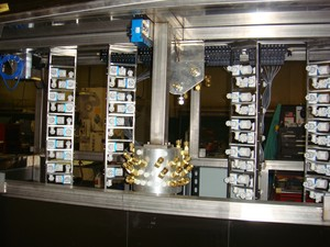Dispense Valve Racks-Image