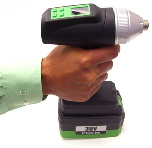 Battery Operated Pistolgrip EC-Screwdriver-Image